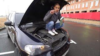 ТЕСТ ДРАЙВ BMW X5 3.0d (E70) от ШКОЛЬНИКА / TEST DRIVE BMW X5