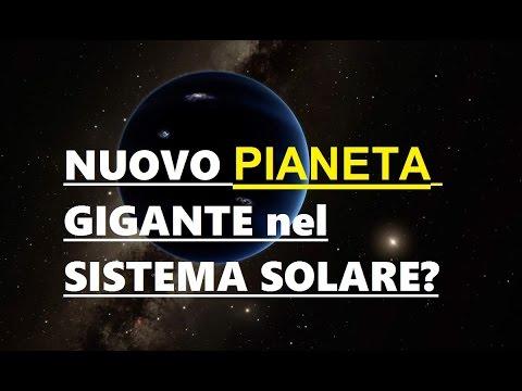 Nuovo Pianeta Gigante nel Sistema Solare? Parliamone
