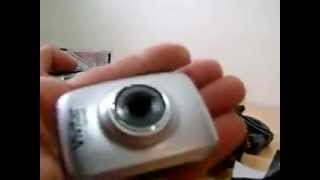vivitar 781hd action camera unboxing video