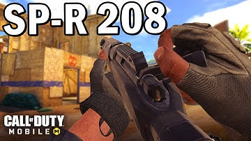 This Weapon is Complex... (SP-R 208 In Depth Review/Gameplay)