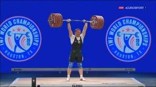 2015 World Weightlifting Championships. men 94kg \ Чемпионат мира мужчины до 94кг