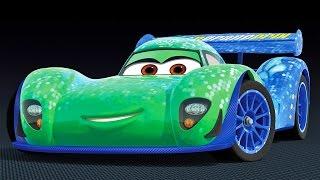 Disney Pixar Cars 2: Carla Veloso na Arena Nível 2