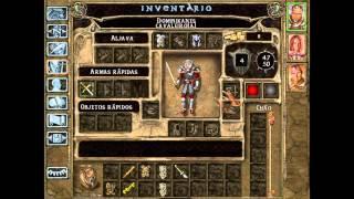 Baldur´s Gate II: Gameplay em PT-BR