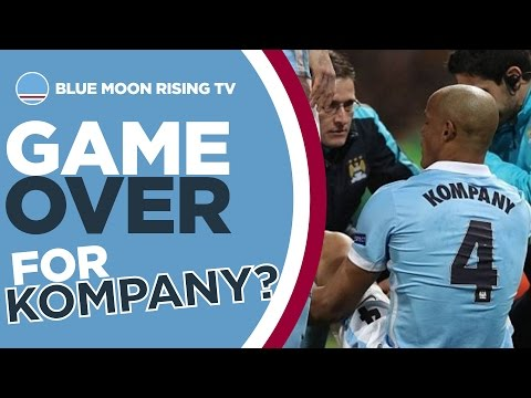 We need to talk about Vincent Kompany