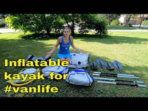 Inflatable kayak review: Sea Eagle 330