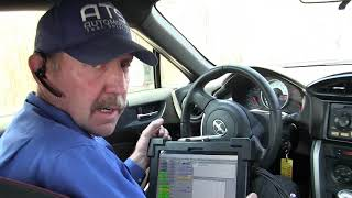 2013 Scion FRS Cam Crank Problem