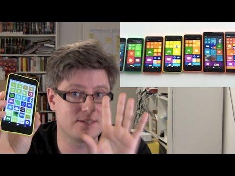 Microsoft Lumia 535 kurzer Testbericht, Vergleich und Kaufberatung