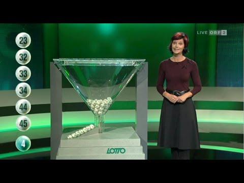Lotto 6 Aus 45 Mit Joker Vom 1 Nov 2015 In Orf2 Youtube