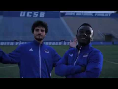 UCSB Soccer 2018 Hype Video
