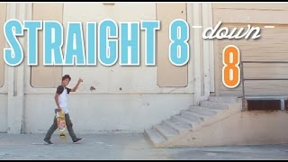 Straight 8 Down Perfect 8 | John Hill