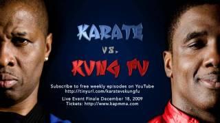 Martial Arts Challengers: Karate vs Kung Fu