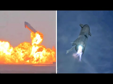 SpaceXs-Starship-explodes-shortly-after-first-intact-landing