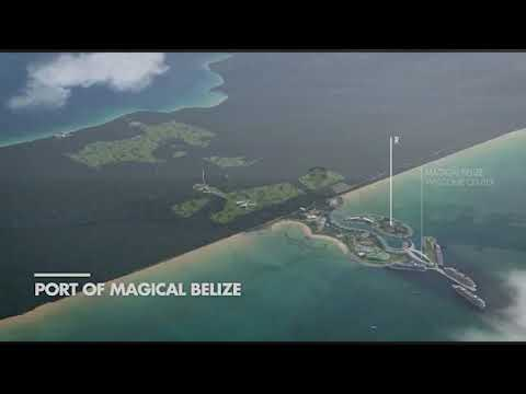 The Belize Network of NGOs is Concerned over Proposed Cruise Ports under Development