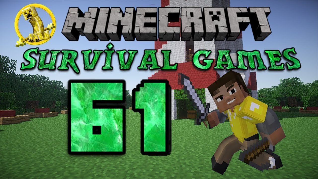 Download Minecraft Survival Games w/ CanadiansRule! EP 61: GRAB ALL THE LOOT!
