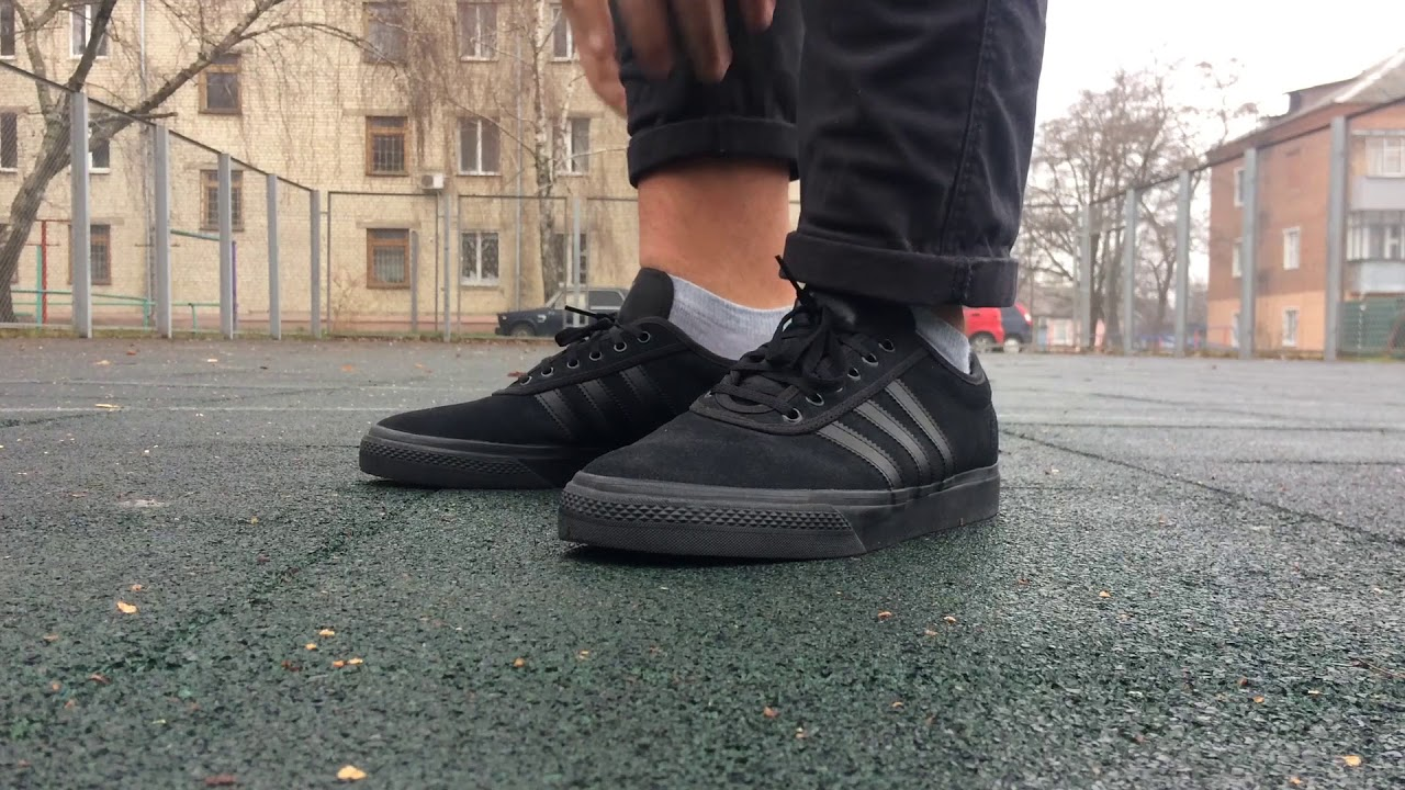 adidas adi ease on feet