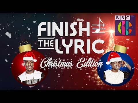 Reggie 'N' Bollie | Finish the Lyric Challenge | CBBC