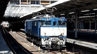 2019/01/21 JR East: EF64-1030 at Omiya