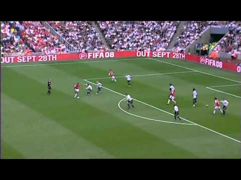Abou Diaby Insane Goal Arsenal 2007
