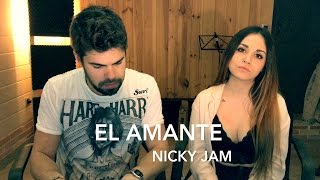 El Amante NICKY JAM PIANO COVER - CAROLINA GARCA Y SERGIO L PEZ bestcoverever.mp3