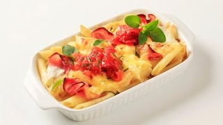 How To Make Baked Pasta, Bean, Tuna & Banana Casserole (meal For 1)