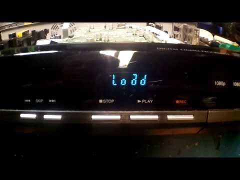 Toshiba dvd rw r *repair cleaning load error*