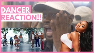 Normani - Motivation (Official Video) DANCER REACTION!!!!