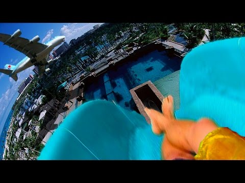 TOP 10 AMAZING WATERSLIDES IN THE WORLD