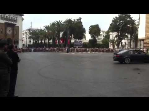 Sports voiture a rabat