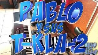 Tocando estilo sierreño con teclados - Emisión en directo de Pablo y sus T-kla-2