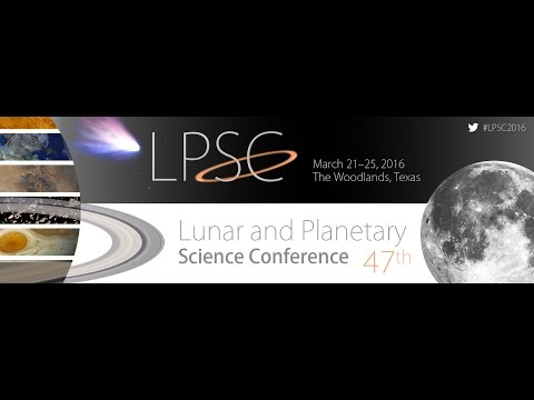 47th Lunar and Planetary Science Conference