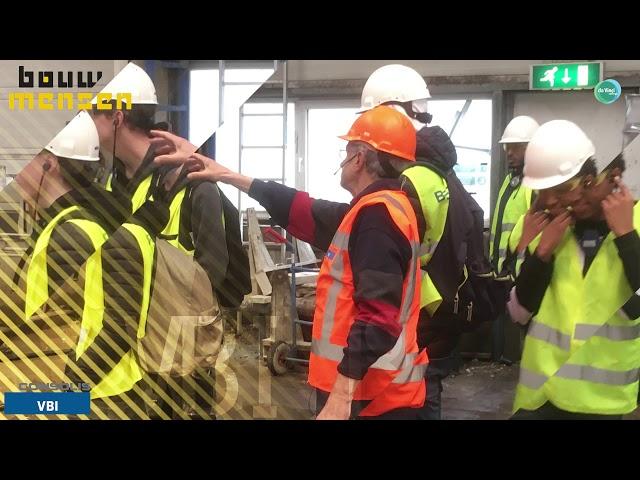 Bouwmensen bezoekt Consolis VBI