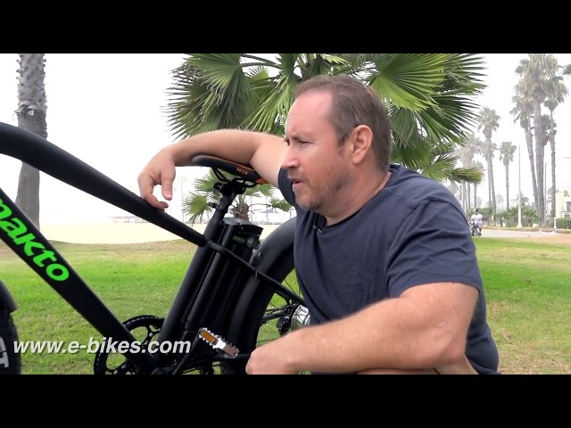 Nakto 26 500w Electric Bike - Fat Tire Bike Testimonials (2019) ✅