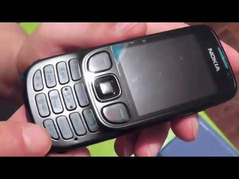Обзор Nokia 6303i Сlassic реф из Китая gadget x