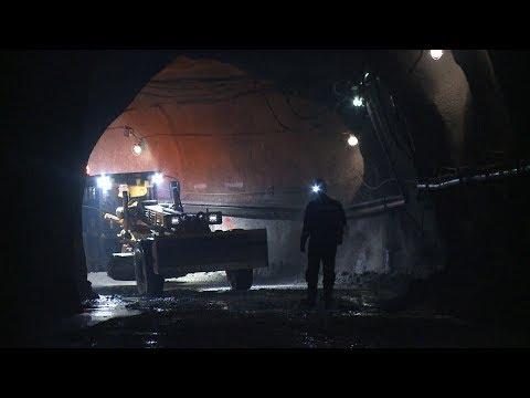 Участок строительства и обслуживания дорог Расвумчоррского рудника