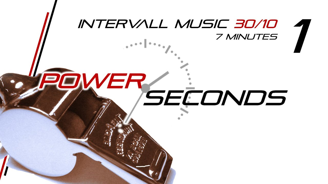 Power Seconds 30/10 Intervall Hit Tabata Training 7 Minutes Music