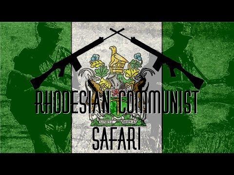 Rhodesian Communist Safari