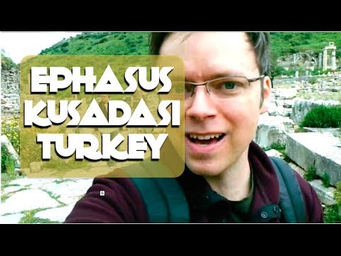 Kusadasi & Ephesus (a Very unOfficial Guide)