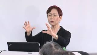 連続講座2015 第5回 「当事者主権の福祉連帯社会へ―女性・高齢者・障害者」