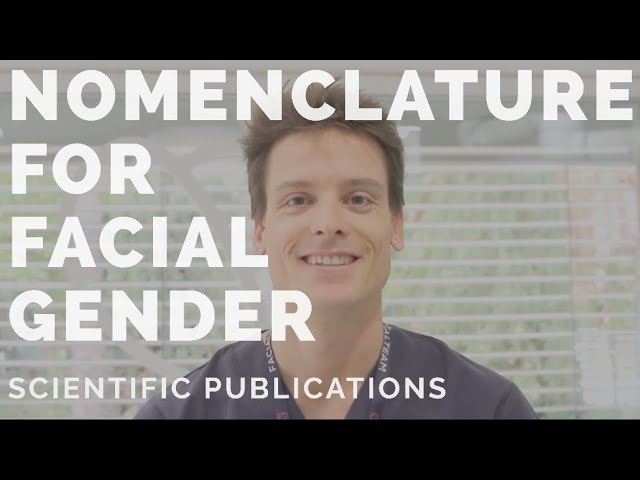 FACIALTEAM Scientific Publications - Nomenclature for facial gender surgery
