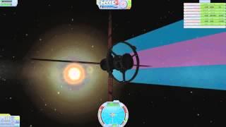 Kerbal Space Program - Interstellar Mod - Non OP Warp Drive