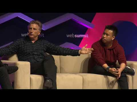 Web Summit 2017 - eSports will be bigger than real sports in five years