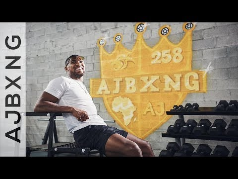 Step Inside My Miami Office ~ Anthony Joshua