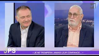 « Je ne tromperai jamais leur confiance … » Rencontre avec le Pr Philippe Juvin