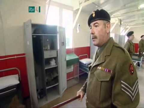 Bad Lads Army 2 - Episode 3 - Sgt Rae and Edwards hand out a beasting