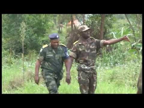 Undi musirikare wa Congo yaguye mu birindiro by'ingabo z'u Rwanda