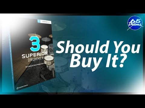 Should You Buy Superior Drummer 3?
