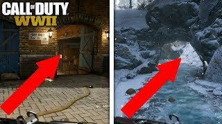 Ardennes Forest and London Docks ARE THE SAME MAP *PROOF*