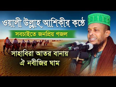 Islamic song.Oli ullah.aseki.Gojol সাহাবিরা আতর বানায় ঐ নবীজির ঘাম
