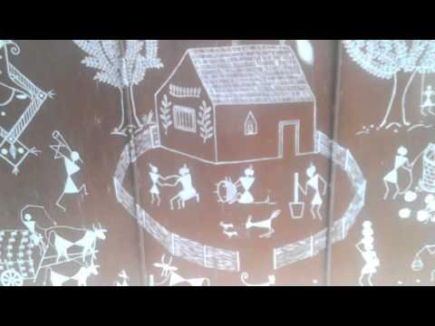 Warli Painting an Tribal Art