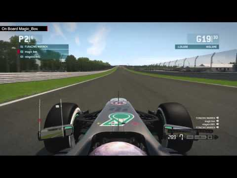 Formula 1 Airtel Indian Grand Prix (New Delhi) F1 2013